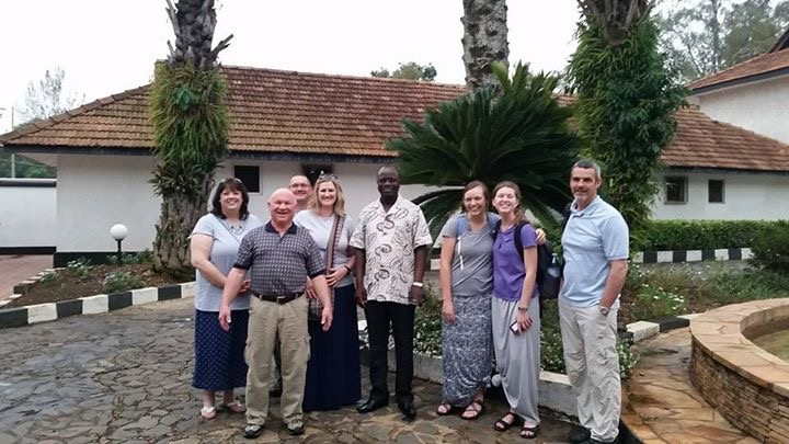 GHBC team to Uganda in 2017