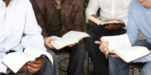 Men-studying-Bible